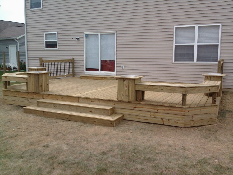16 x 16 deck pictures