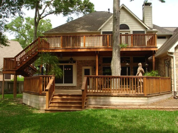 2 story deck pictures