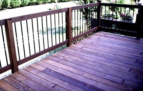 Aluminum deck balusters wholesale