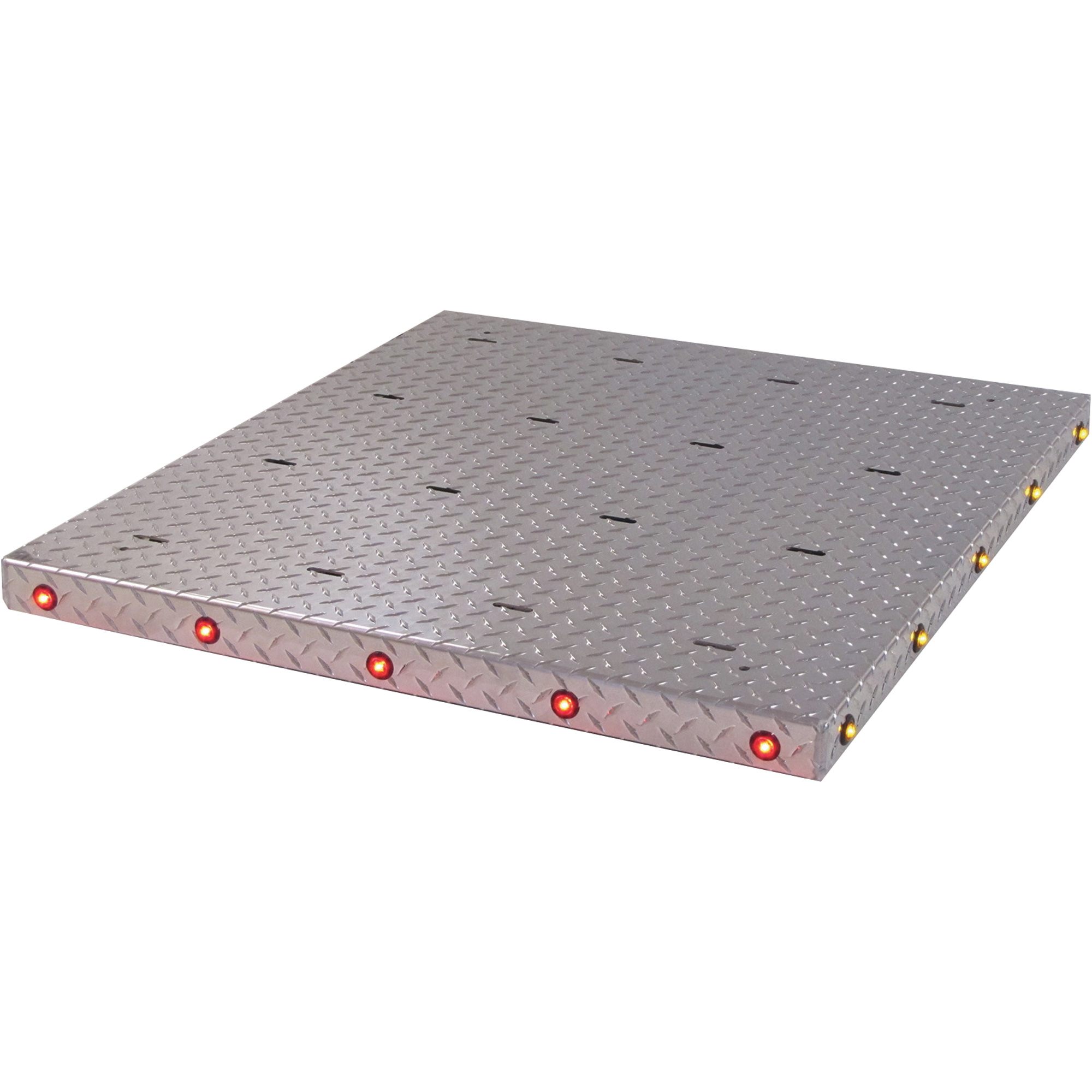 Aluminum deck plate products
