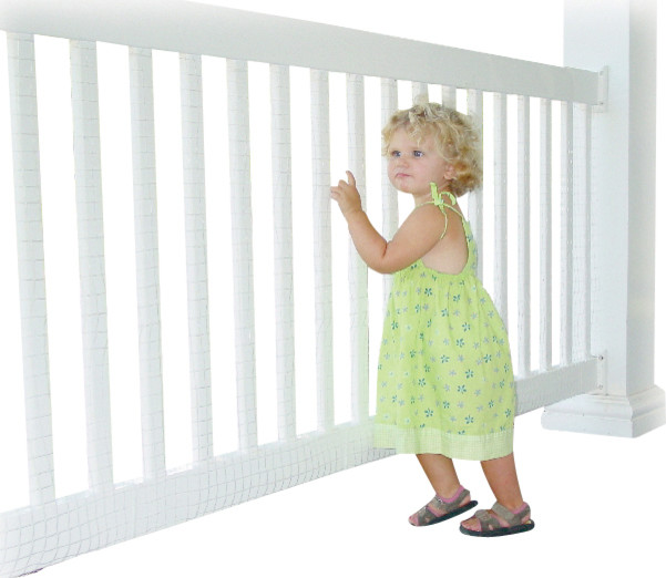 Child deck guard