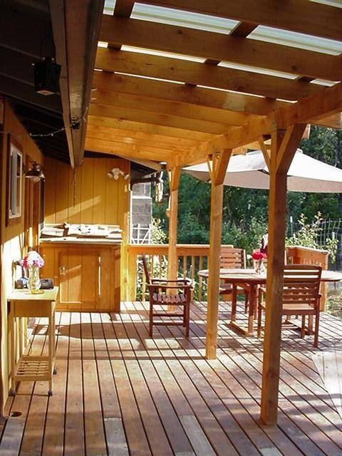 Deck post cover ideas design and