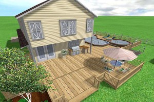 Deck and patio design software free Deck design and Ideas