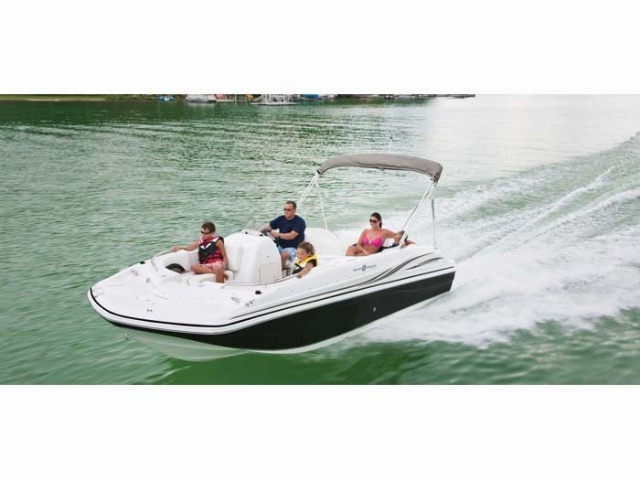 Deck boat parts and accessories
