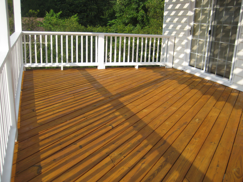 Deck colors pictures