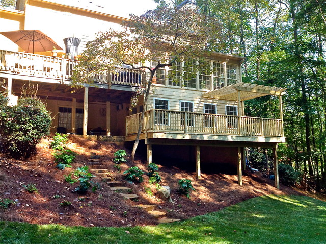 Deck construction atlanta