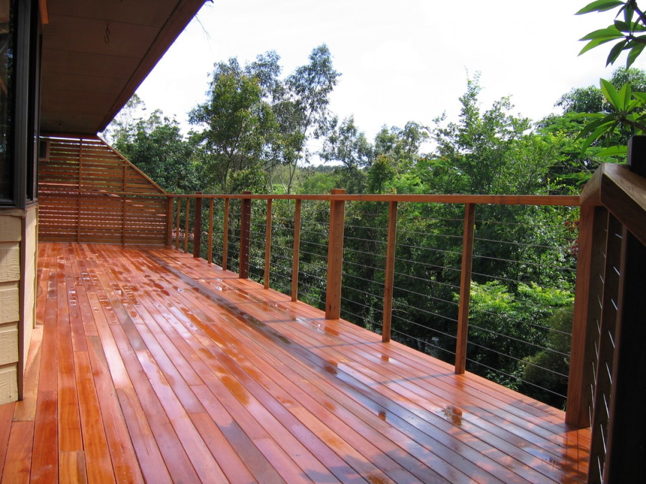 Deck construction brisbane