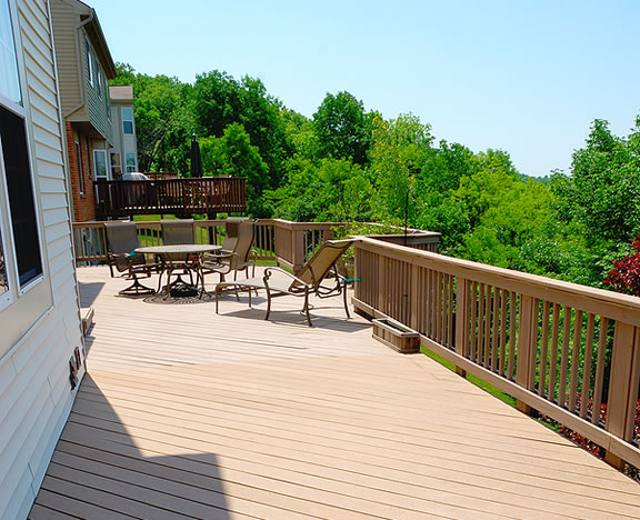 Deck construction nj