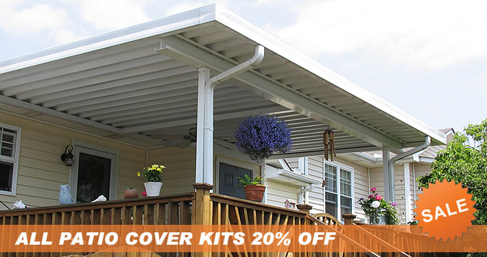 Deck cover kit
