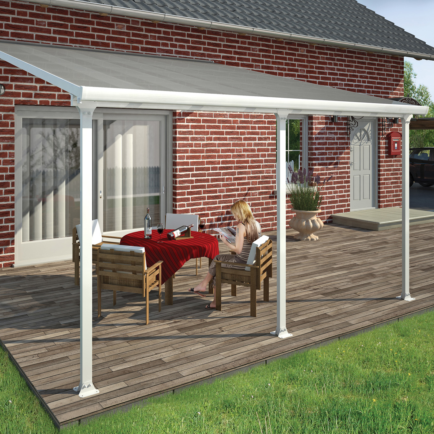 Deck cover lowes