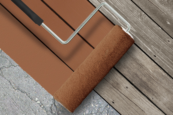 Deck cover paint reviews