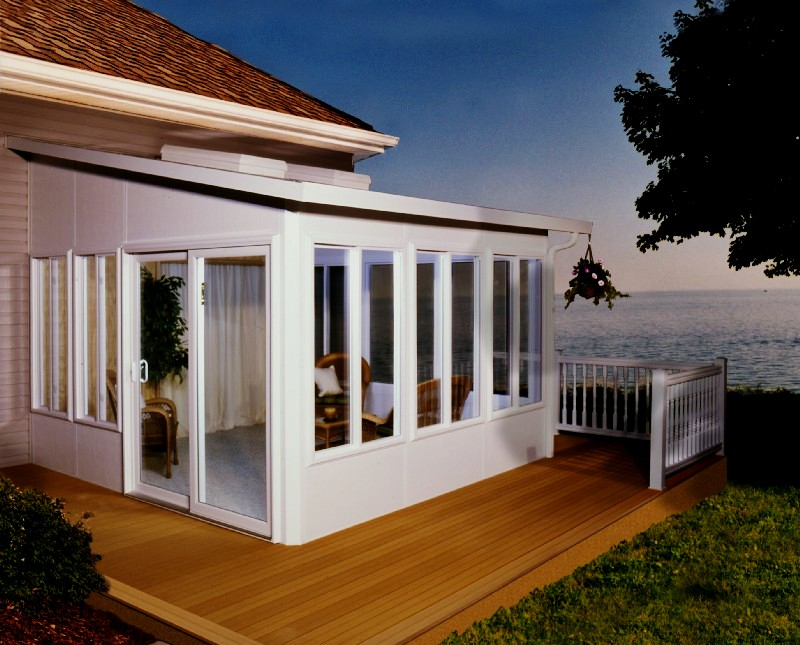 Deck enclosures cost