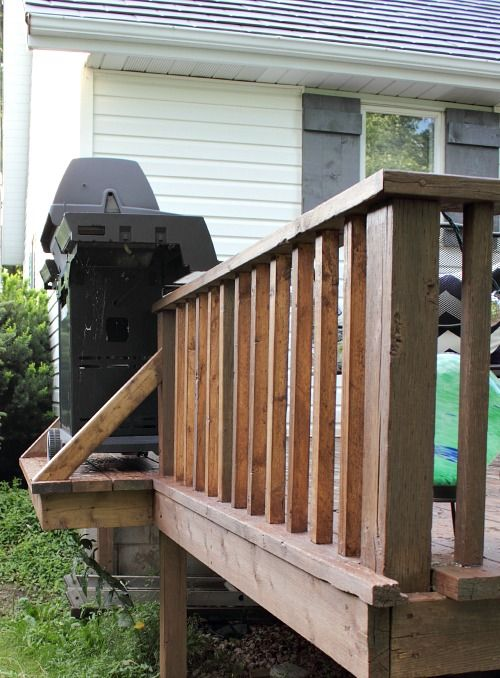 Deck extension