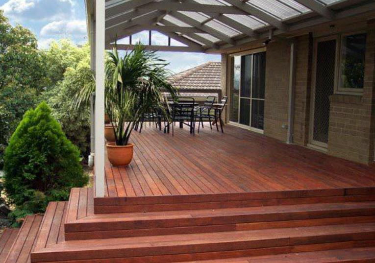 Deck extension ideas