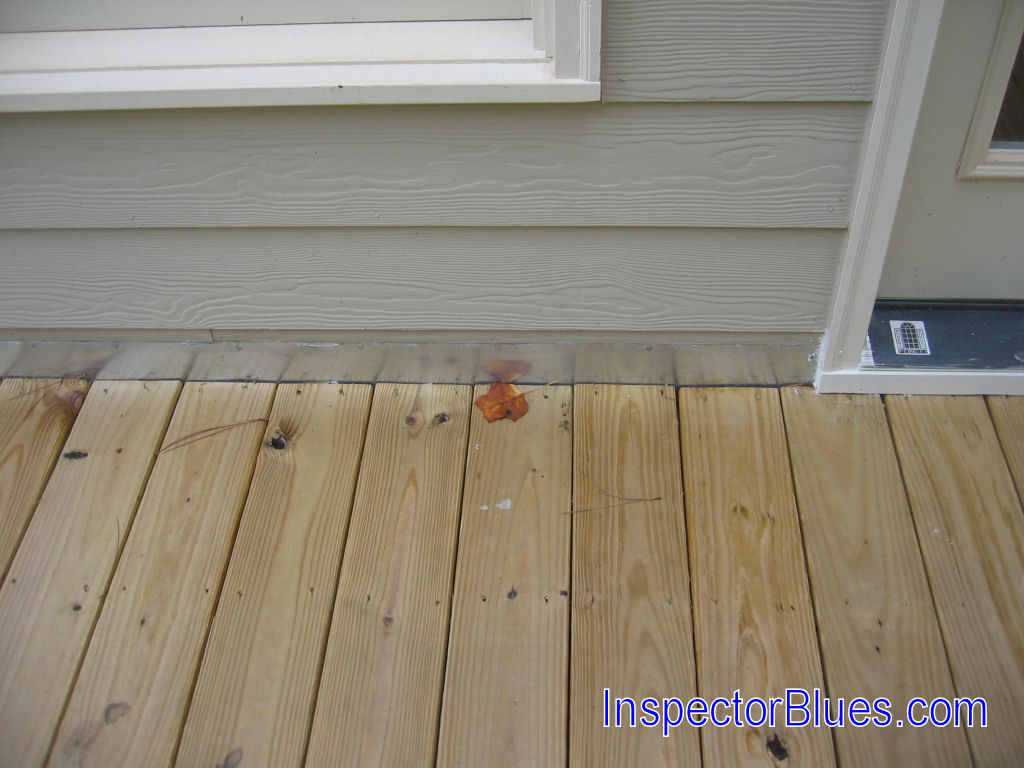 Deck flashing home depot