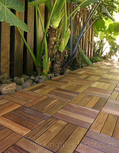 Deck flooring home depot