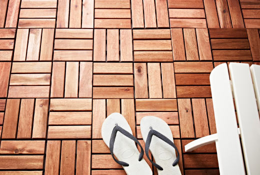Deck flooring ikea