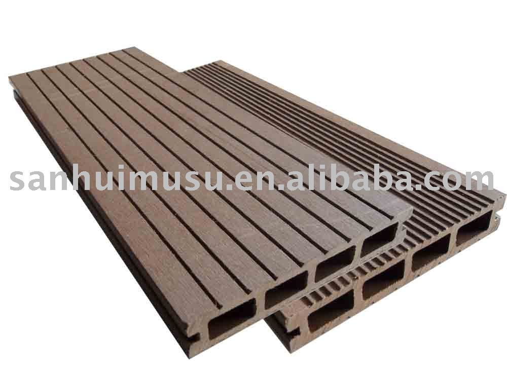 Deck flooring products