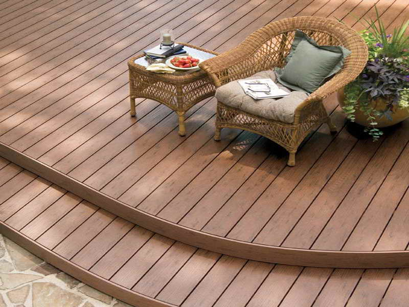 Deck framing cost per square foot