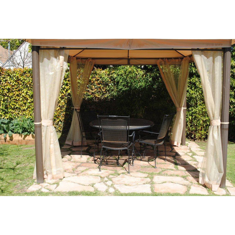 Deck gazebo home depot
