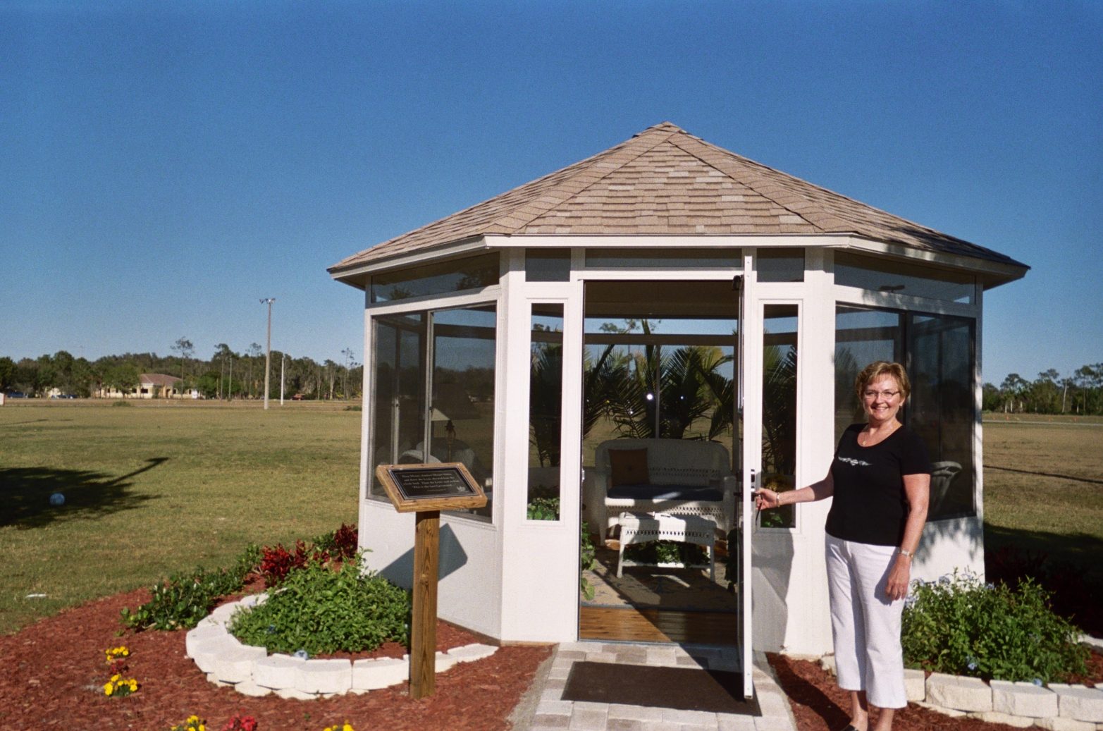 Deck gazebo kits
