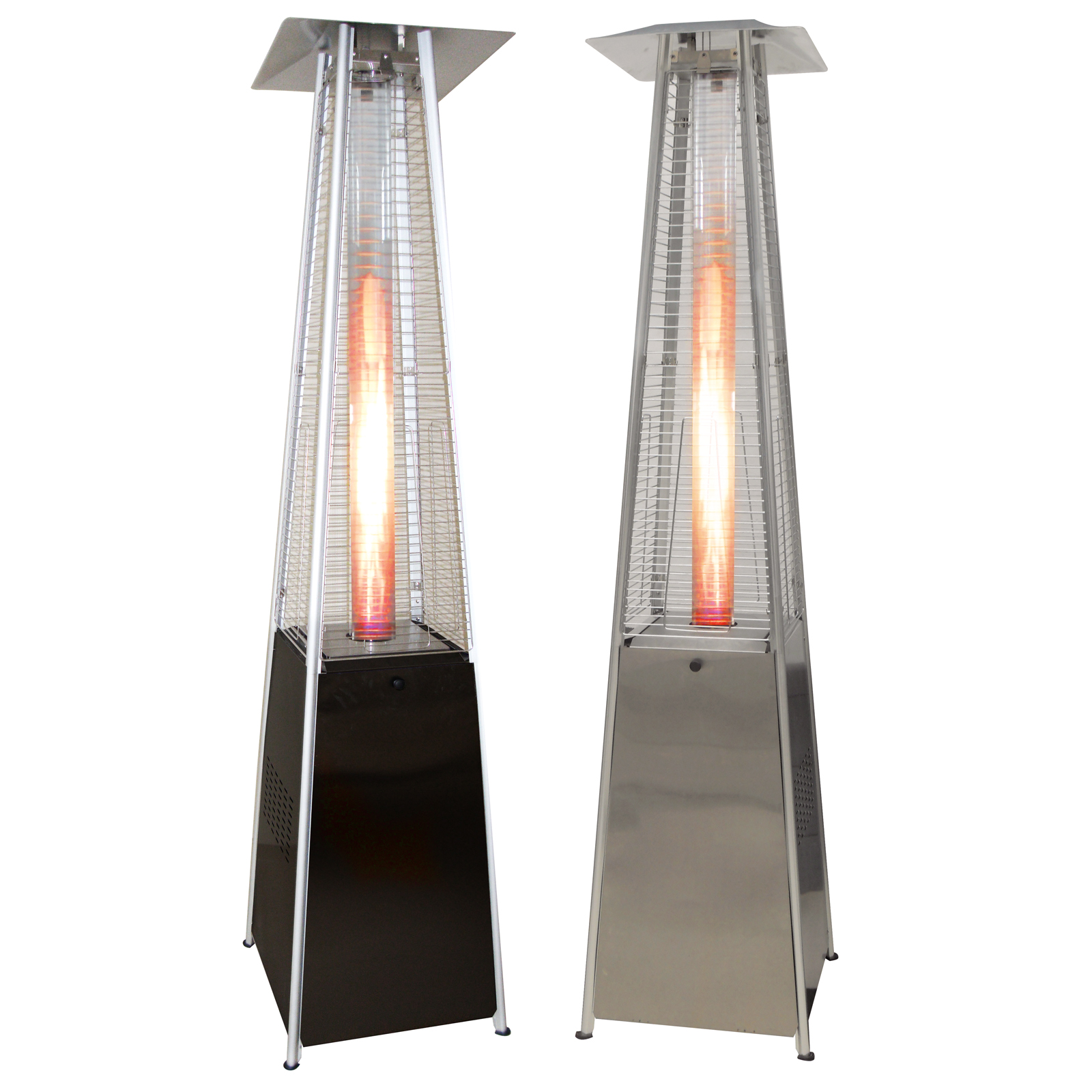 Deck heaters electric