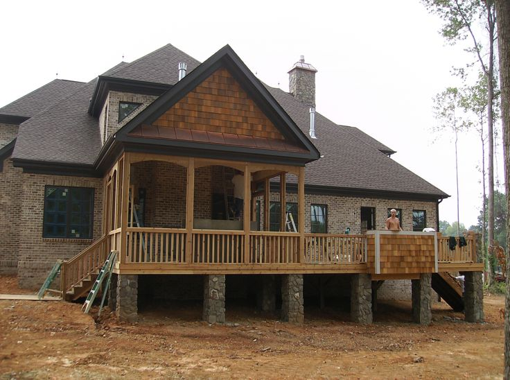 Deck house llc