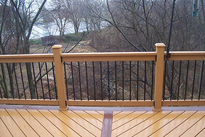Deck images railing