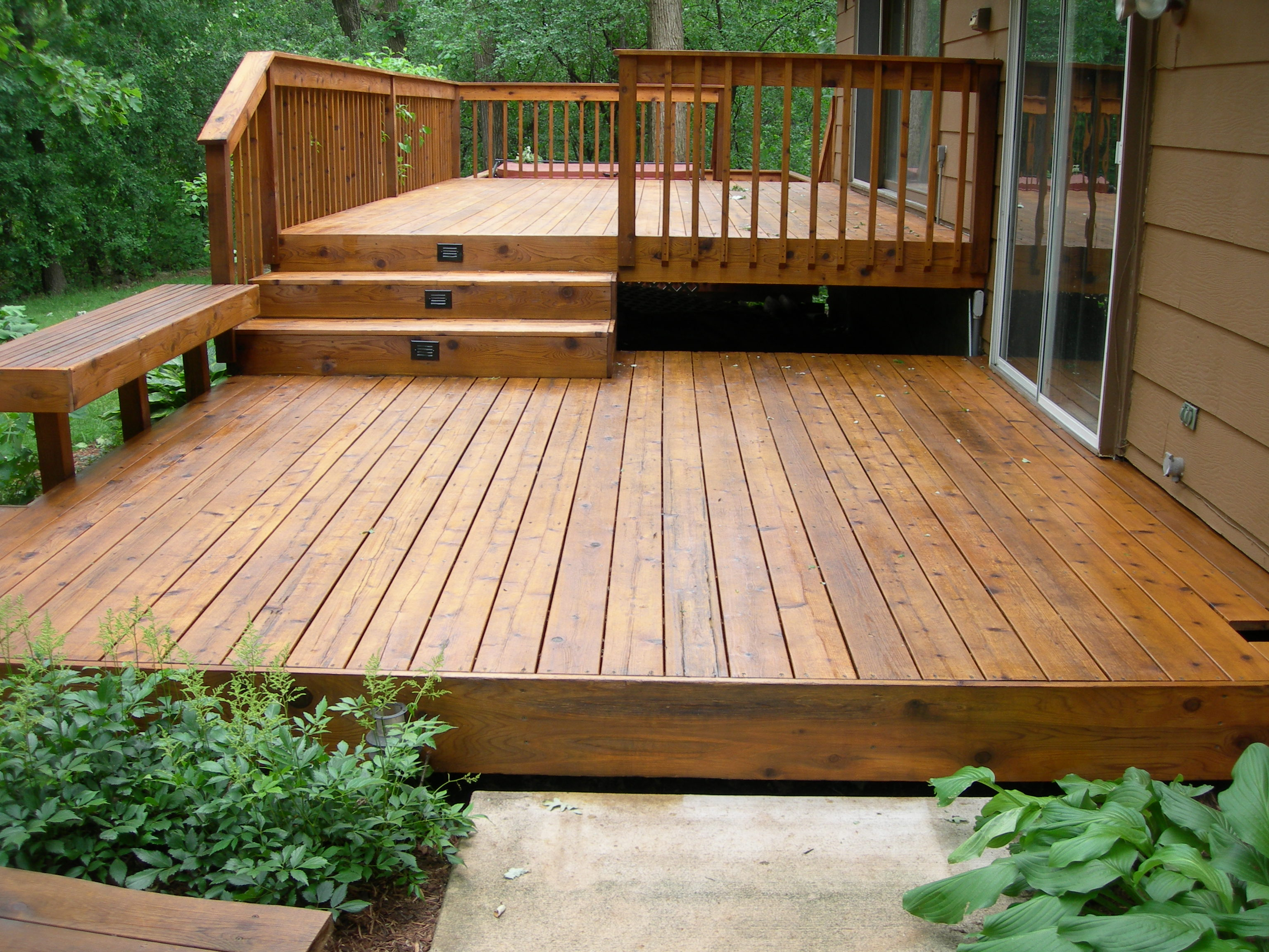 Deck installation atlanta