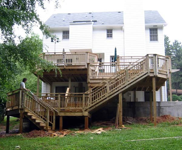 Deck installation baltimore