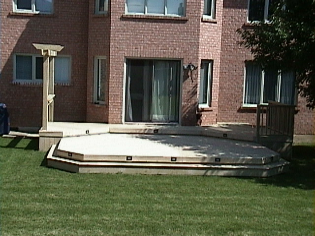 Deck installation cost estimator