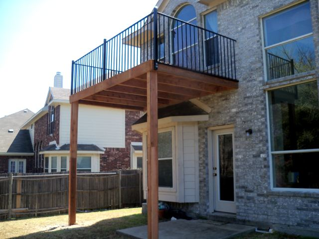 Deck installation dallas