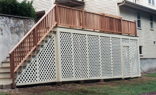 Deck lattice for sale