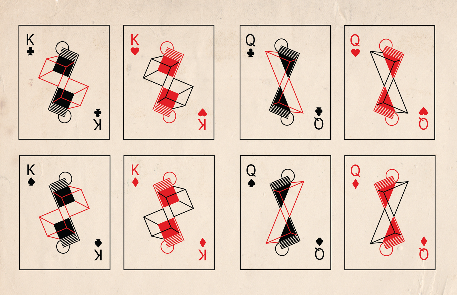 Deck of cards graphics