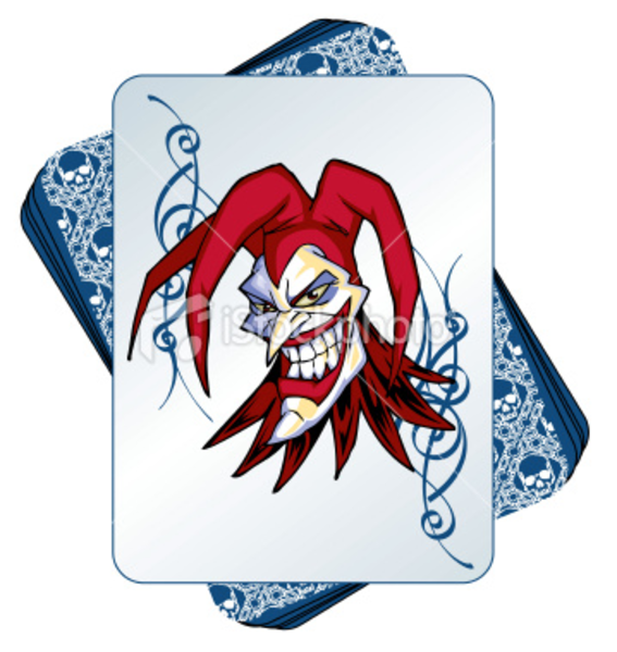 Deck of cards joker pictures