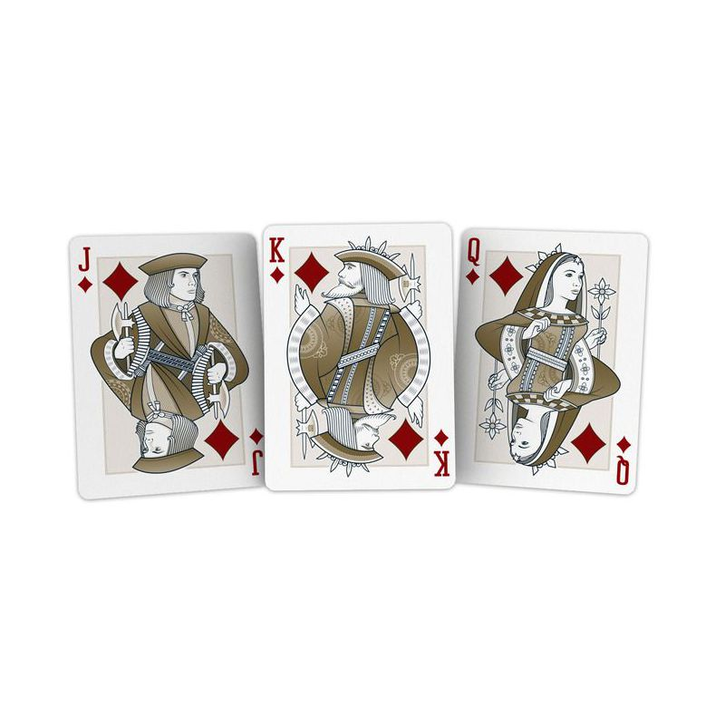 Deck of cards origin