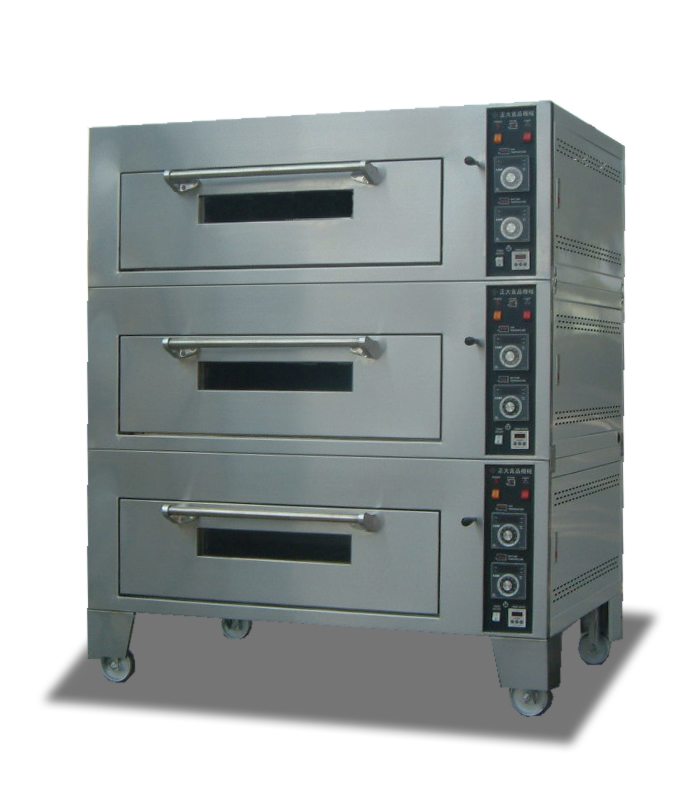 Deck oven pictures