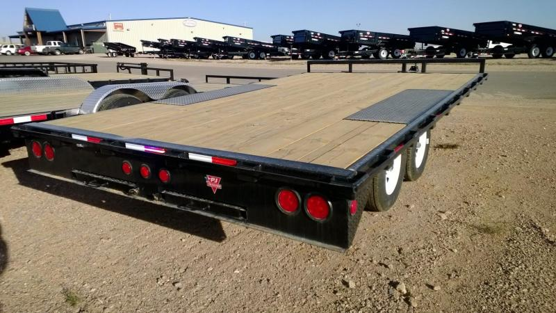 Deck over trailer manufacturers