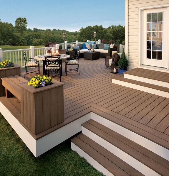 Deck patio accessories