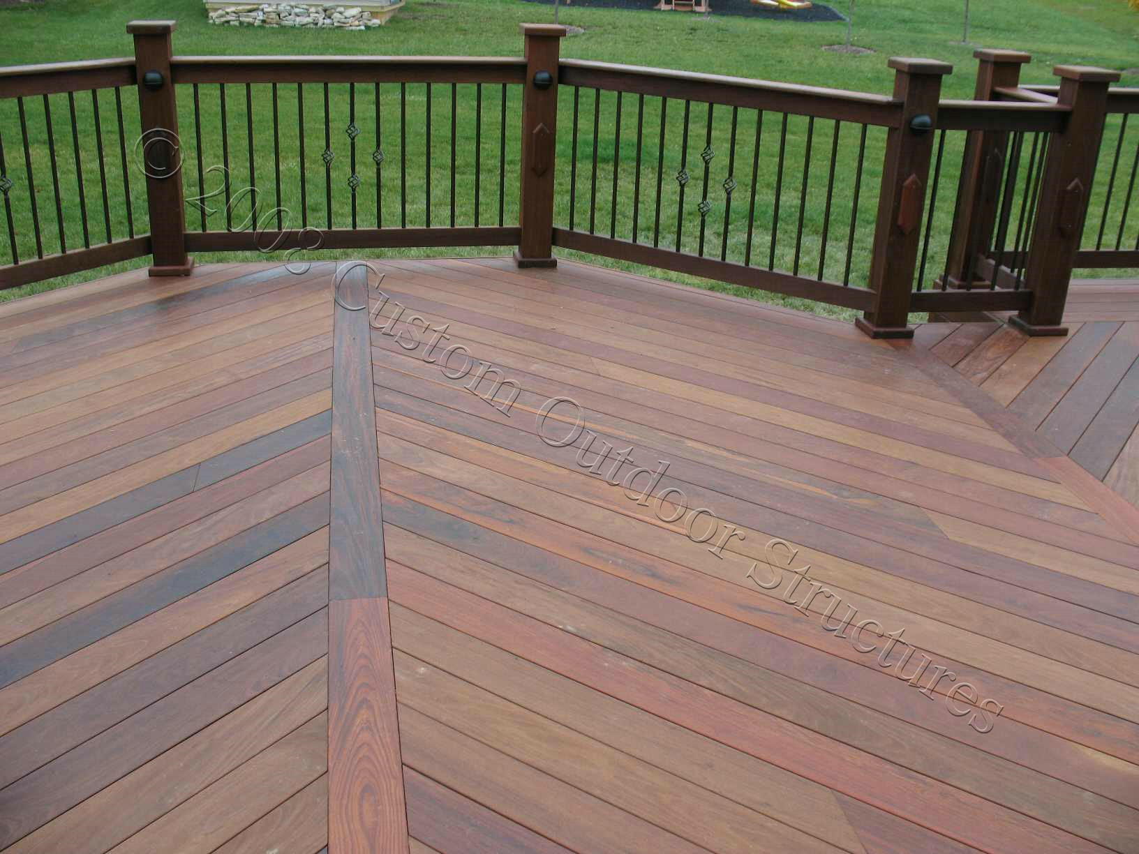 Deck patterns pictures