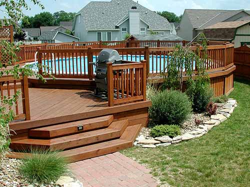 Deck pictures ideas