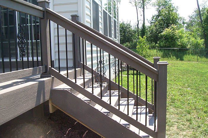 Deck pictures railing