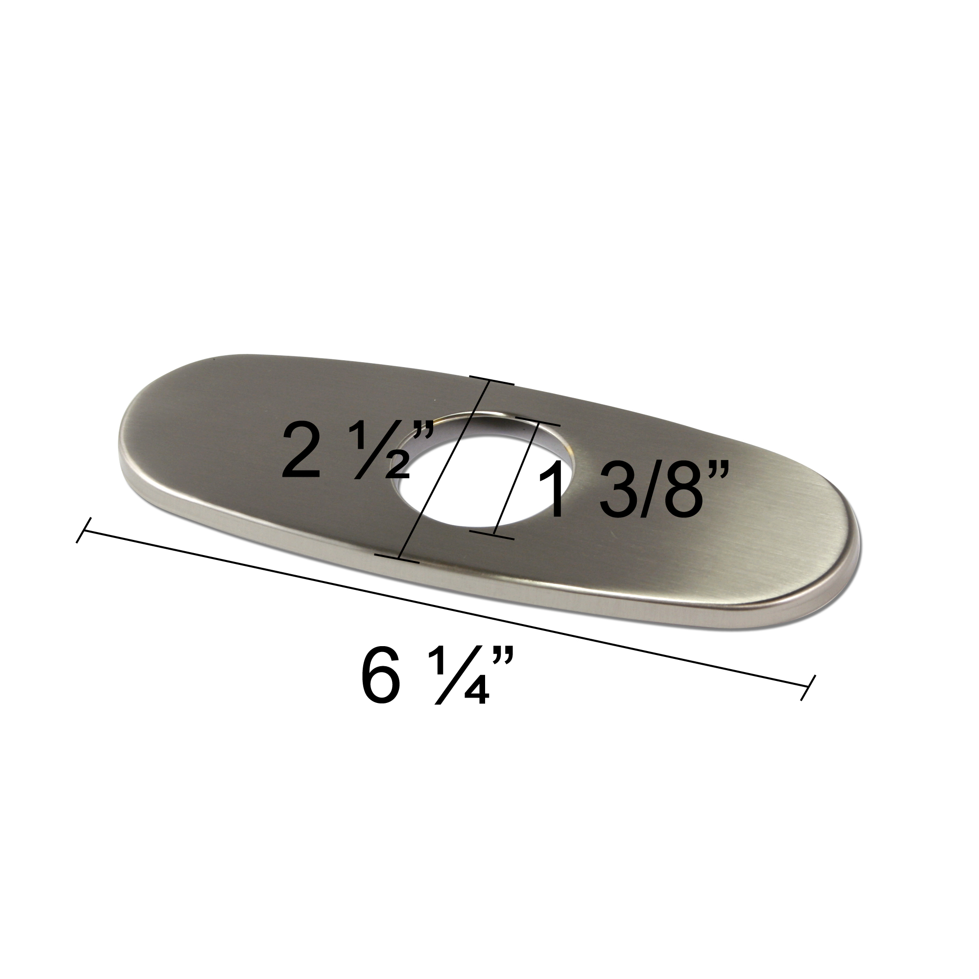 Deck plate cover