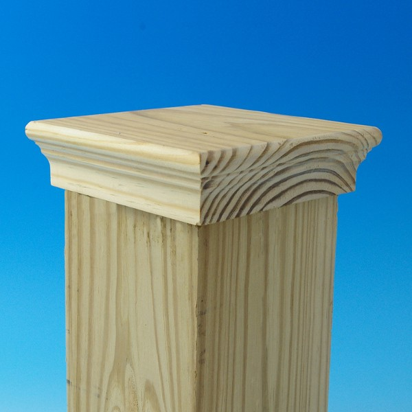 Deck post tops