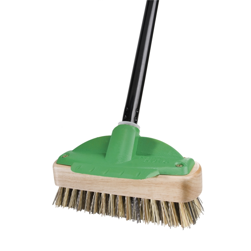 Deck scrub brush lowes