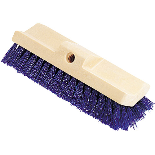 Deck scrub brush walmart