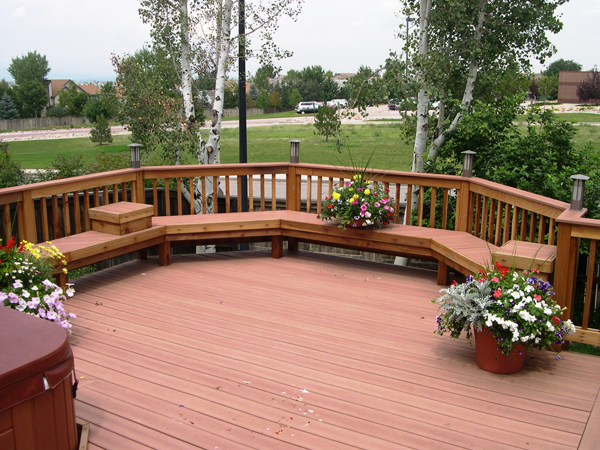 Deck styles pictures
