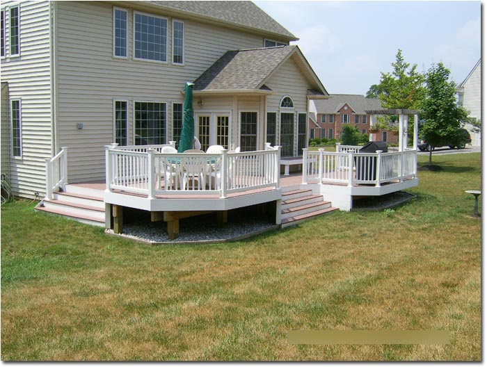 Deck trim pictures