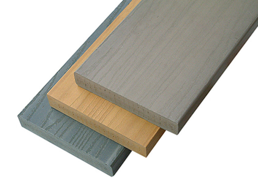 Deck wood composite