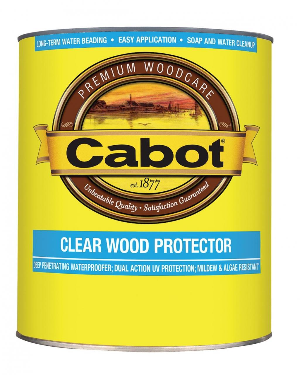 Deck wood protector